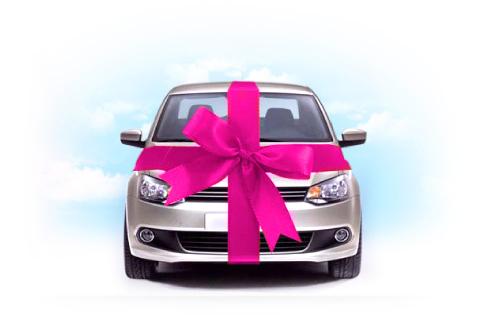 Подача и доставка авто клиенту