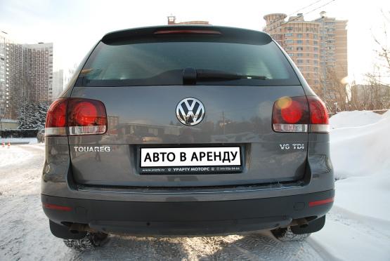 Прокат и аренда Фольксваген Туарег недорого в Москве на сайте auto-v-arendu.ru - дополнительное фото авто