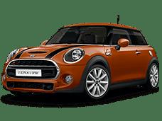 Прокат и аренда Mini Cooper S - общий вид авто