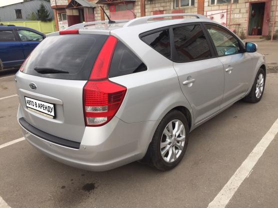 Прокат и аренда Киа Сид Универсал недорого в Москве на сайте auto-v-arendu.ru - дополнительное фото авто