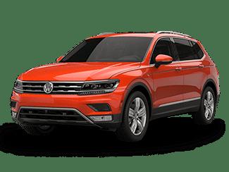Прокат и аренда Фольксваген Тигуан (Volkswagen Tiguan)