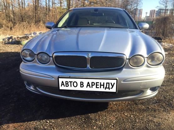 Прокат и аренда Ягуар Икс-Тайп недорого в Москве на сайте auto-v-arendu.ru - дополнительное фото авто