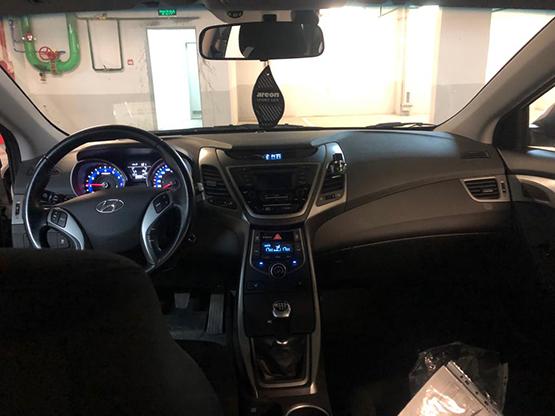 Прокат и аренда Хендай Элантра недорого в Москве на сайте auto-v-arendu.ru - дополнительное фото авто