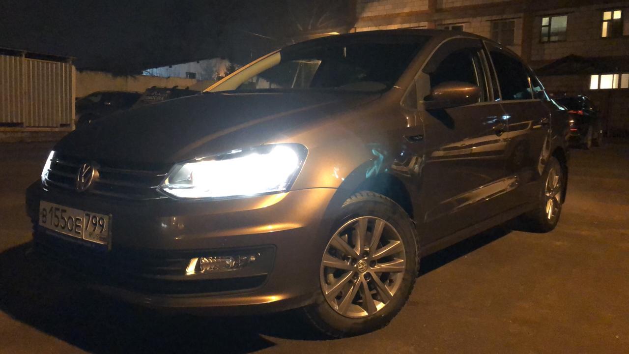 Прокат и аренда Фольксваген Поло Premium недорого в Москве на сайте auto-v-arendu.ru - дополнительное фото авто