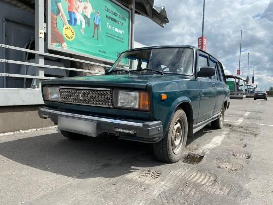 Прокат и аренда ВАЗ 2104 недорого в Москве