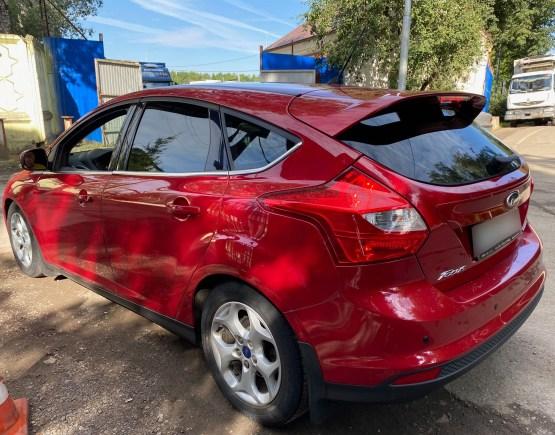 Прокат и аренда Форд Фокус недорого в Москве на сайте auto-v-arendu.ru - дополнительное фото авто
